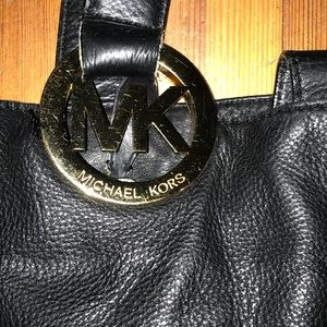 Michael Kors Bags - Micheal Kors shoulder bag, Leather, USED condition